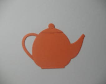 Cute Teapot Die Cuts