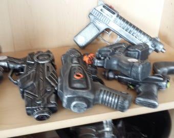 Steampunk Post Apocalyptic Guns