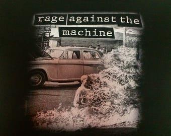Rage Against The Machine Band Tee