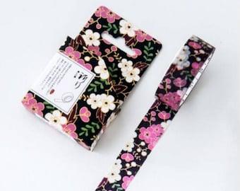 Floral Washi Tape Masking adhesive tape