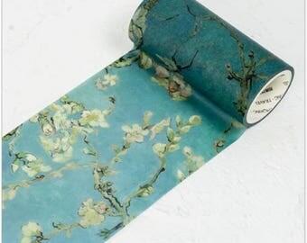 Van Gogh Painting inspired Tape Masking adhesive tape