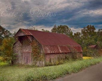 Barn in Kentucky