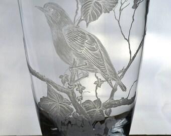 Amberley vase