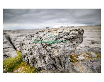 The Burren landscape, Clare.