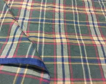 Green scottish handkerchiefs, Handkerchiefs for men's