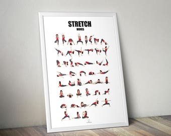poster of stretch moves