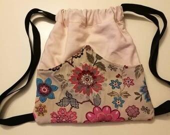 Fantasy Flower Backpack