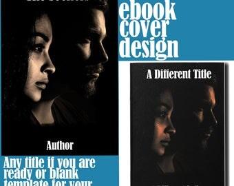 Book cover design / ebook cover / kindle cover / eBook Publishing / self publishing - premade cover - cover art - romance - DIGITAL