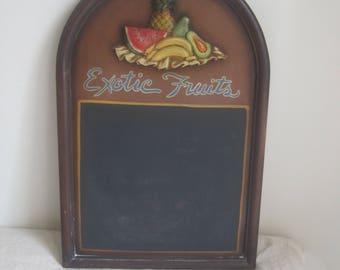 Slate Board kitchen