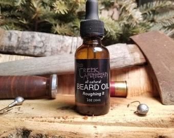 Roughing It Beard Oil