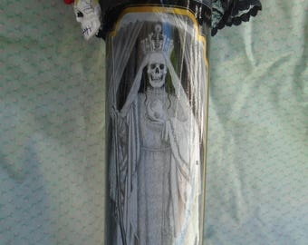 Authentic Mexican curse.prayer for lovers Holy Death Santisima Muete