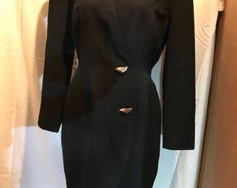 1980's jacket dress