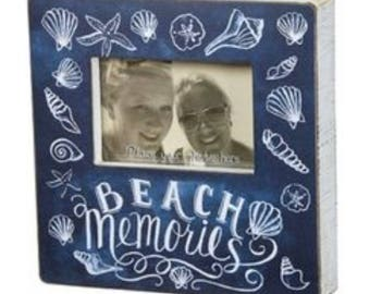 Beach Memories Picture Frame