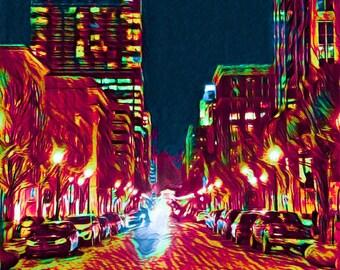 Cap City Lights