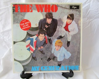 The Who / My Generation / Vinyl LP / Virgin / V2179 / Reissue