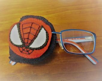eye patch, amblyopia, glasses patch