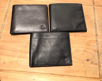 Real Ralph Lauren wallets