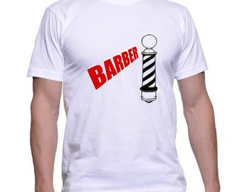 Tshirt for a Barber