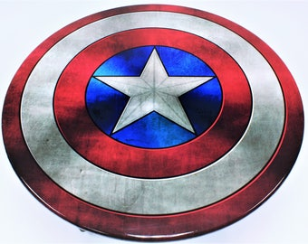 Marvel Captain America Shield Table Coffee Table