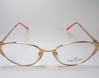 Vintage Valentino glasses.