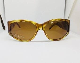 Vintage Gucci Sunglasses-Rare Sunglasses vintage Gucci