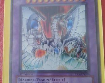 Yu-Gi-Oh Card, Cyber End Dragon
