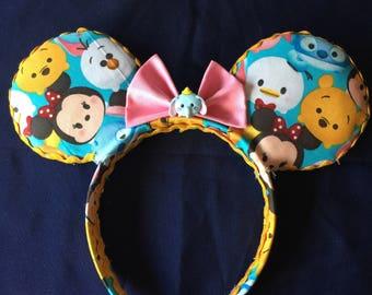 Tsum Tsum Inspired Mouse Ears