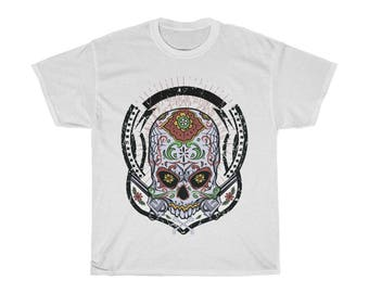Skull Heavy Cotton TShirt