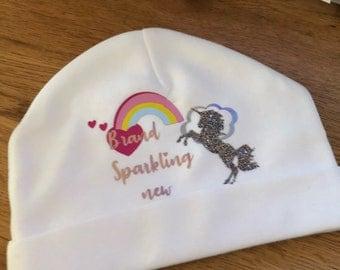 New born baby beany hat