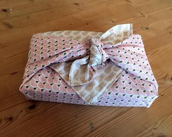 Furoshiki wrapping Zero waste