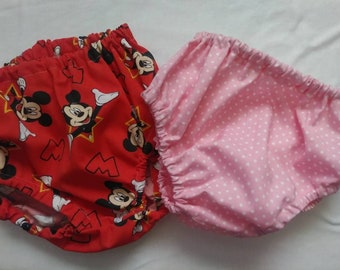 Custom Diaper Cover/Baby Bloomers/Baby Booty Shorts/Diaper Cover/You choose the theme