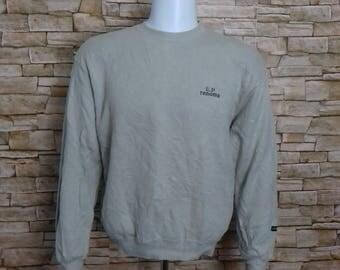 Renoma sweatshirt crewneck jumper medium size