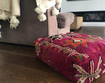 Moroccan Floor Cushion