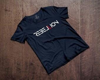 T-shirt Men Rebellion