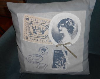 2 Nostalgiesche Cushion Covers