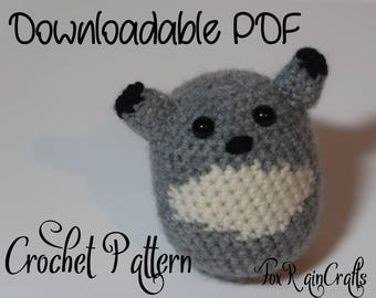 Crochet Pattern: Amigurumi Fox Plush - Easy To Follow With Pictures