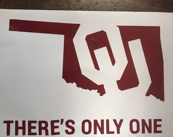 oklahoma sooners sticker