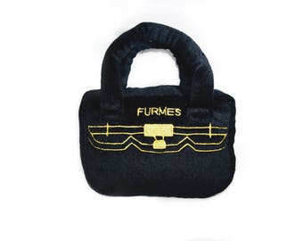 Furmes Bag Squeaky Dog Toy
