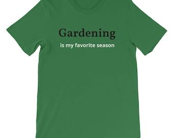 Short Sleeve Gardening T shirt