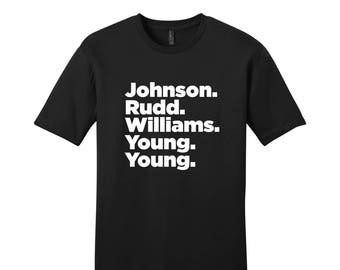 ACDC shirt, Mens T Shirt, ACDC TShirt, Gift for Him, Birthday Shirt for Him
