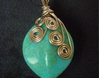 Bronze Turquoise