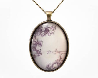 Reflections Photo Pendant