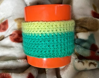 Spring Cup Cozie
