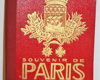 Memories of Paris views art in color