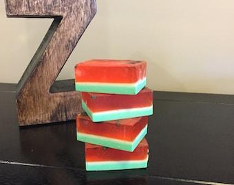 Water Melon Soap