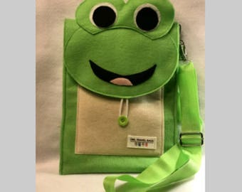 Frog Travel Bag