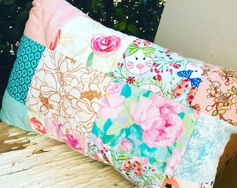 Baby/Toddler quilted pillow