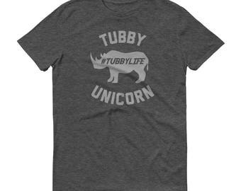 Tubby Unicorn #tubbylife