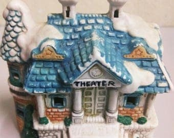 Theater house artcraft