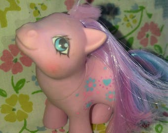 Vintage My Little Pony Baby Bright Bouquet 80's